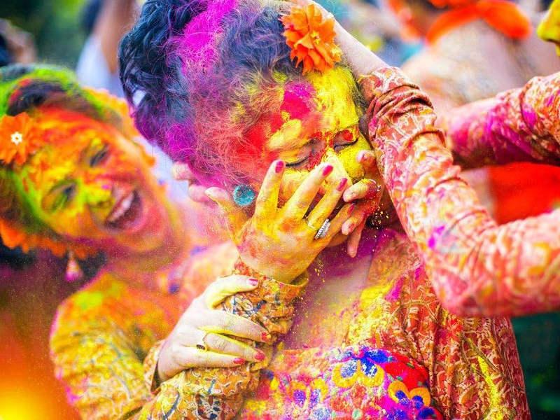 """Risultato immagini per holi festival india"""""""
