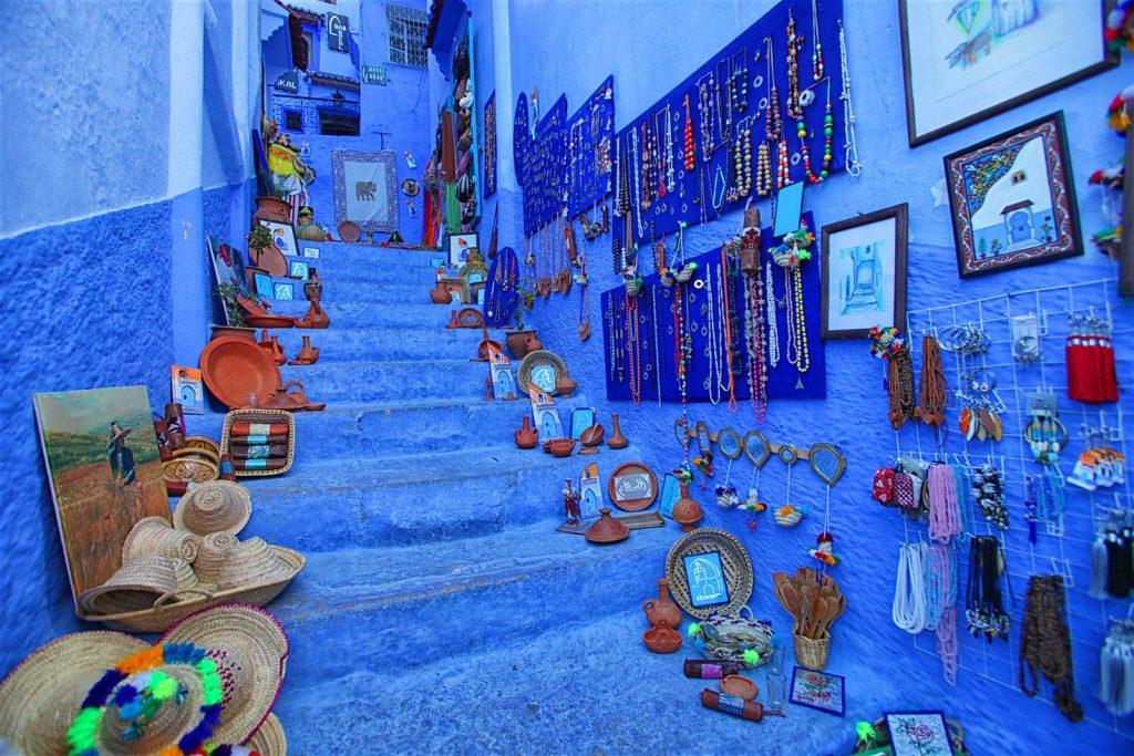 Case Blu Marocco : Chefchaouen: un sogno bluu2026 solo in marocco travelnet magazine