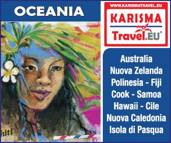 Oceania con Karisma Travelnet
