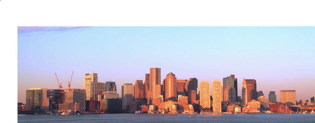 Velocità risalente oltre 40 Boston