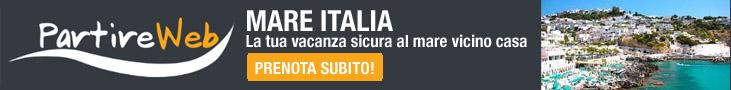 PartireWeb Mare Italia