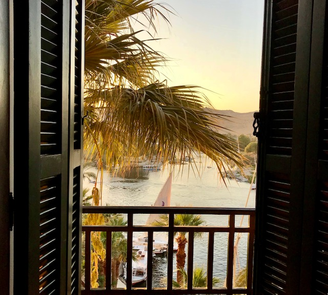 A WINDOW INTO THE PAST THE LEGEND OLD CATARACT HOTEL IN ASWAN