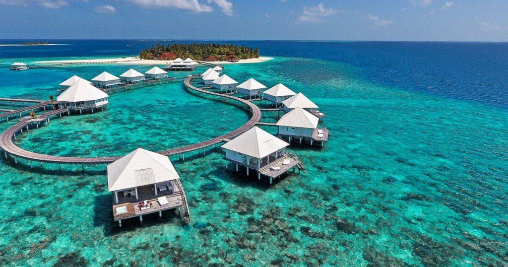 IL LATO SPIRITUALE DELLA VITA UNA SPA ALLE MALDIVE
