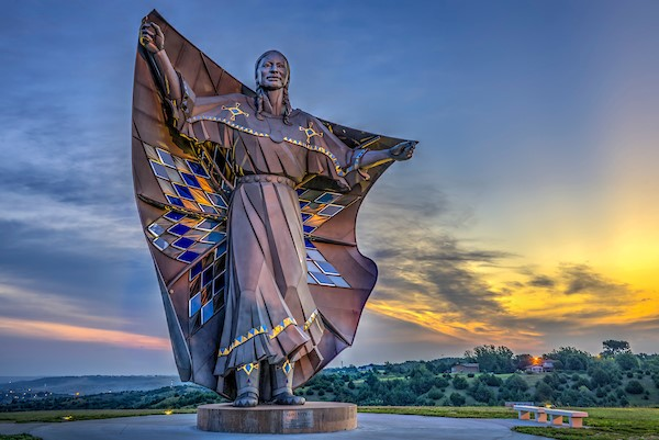 SOUTH DAKOTA – ONORIAMO LA CULTURA DEGLI INDIANI NATIVI