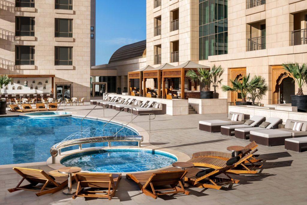 IL NUOVO HOTEL SUL NILO IL ST. REGIS A IL CAIRO